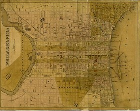 Researching Historical Nonfiction, Part II: Finding old maps