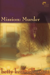Mission Murder book cover