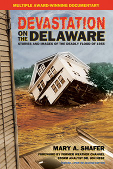 Devastation on the Delaware Cover