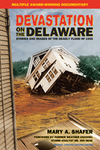 Book cover, Devastation on the Delaware, Revised Second Edition