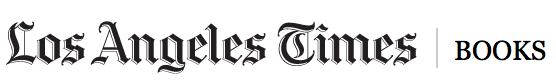 Los Angeles Times Book Section Header