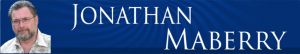 Jonathan Maberry's website header