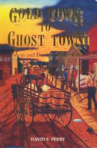 Gold Town to Ghost Town cover