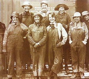Women of the Pennsylvania Railroad