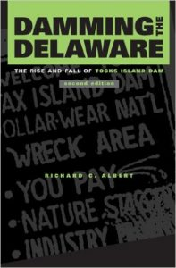Damming the Delaware book cover